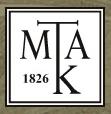 Magyar Tudományos Akadémia Könyvtár